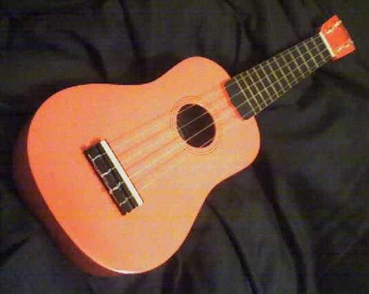 my little ukelele